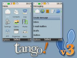 Tango V3  S40 by vicing