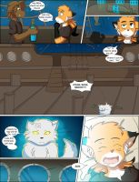 TwoKinds Fan Comic Page 001 by TheMaskofaFox