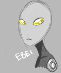 Eebs- Trying Human by Belclairade