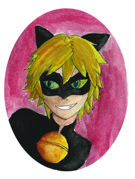 ChatNoir by GenesisGoBoom