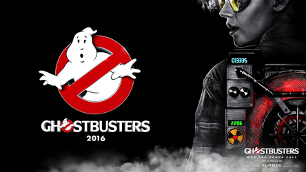 Ghostbusters 2016 wallpaper Jillian Holtzmann by jhroberts