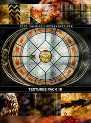 TEXTURE PACK #18 by Alkindii