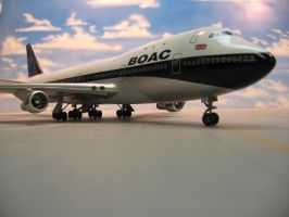 BOAC,s Biggest by TomCatDriver