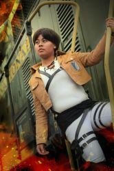 SNK Shoot Photo 6 by ZandragonDesigns