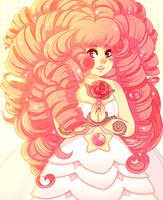Rose Quartz by FeatherBlot
