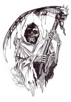 Reaper Inked by requiem-designs
