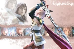 Lightning Wallpaper by ShinraWallpapers
