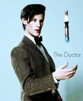 The Doctor by WhovianForLife