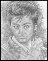 The Tenth Doctor by st4ludicrous
