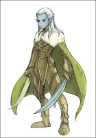 Drizzt FFT by firststand