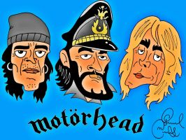 Motorhead by biel12