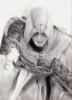 Altair finished by MartyIsi
