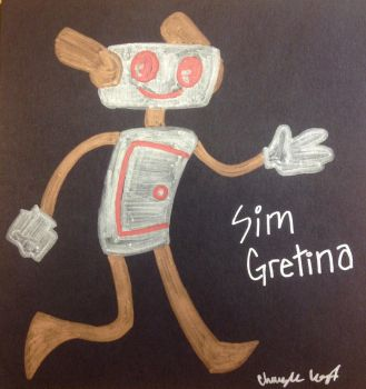 I Love Sim Gretina by MechaMoonStone