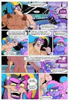 Starbarians Page by Phil-Crash-Murphy