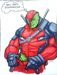 Hulkpool, maybe not smash afterall by artildawn