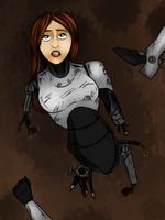 Torn Into Pieces by ThisOtherWriter