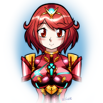 Pyra by rongs1234