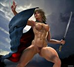 Warrioress Eki by MarinaIbiza