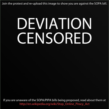 Stop SOPA by Pinki-Doodle