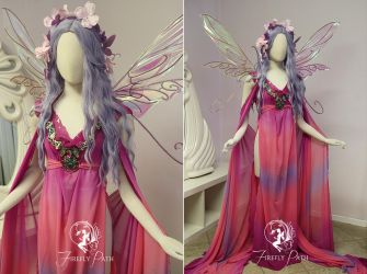 Summerset Faerie Gown by Firefly-Path