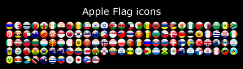 Apple-flag-icons by damao50