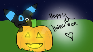 HAPPY HALLOWEEN! by Bindiluckycat