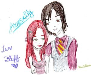 JamesxLily Luv Fluff by cleris4ever