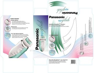 Panasonic epiglide Box by doomsterm