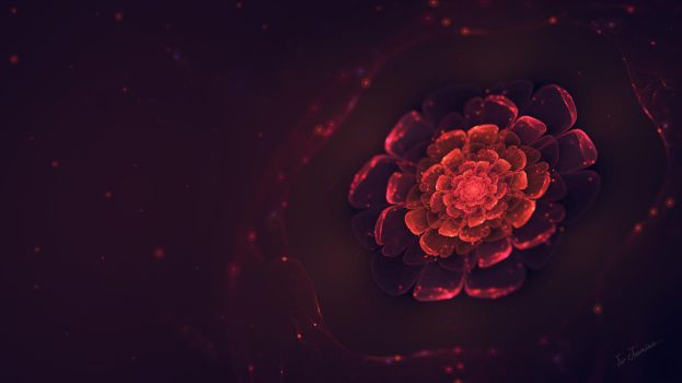 The Flower of Carnage by fallenZeraphine