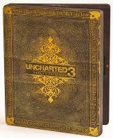 Uncharted 3 PS3 WoodBox Edition Front Side by WoodBoxEdition