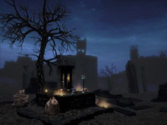 Skyrim Soul Cairn by CanonymoususerX