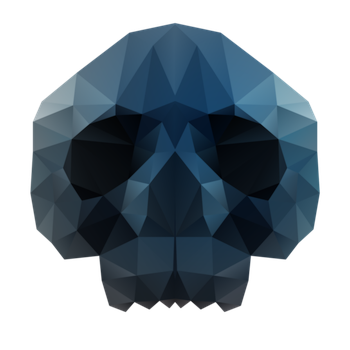 Skull by xrodeo