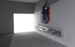 Trabzonspor 3D Wallpaper by MaMBoS