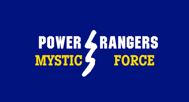 Power Rangers Mystic Force by MikeEddyAdmirer89