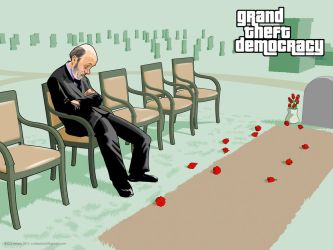 Grand Theft Democracy Rubalcaba by Loctary
