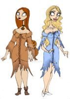 Sally and Emily living by Lily-pily