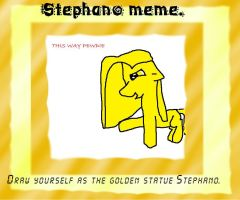 Me as Stephano - MeMe by britishweinerdog