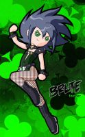Brute Z by feather-chan