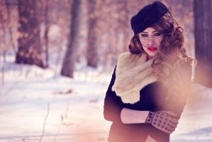 Cold.. by alina0