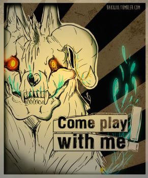 Come Play With Me by Youshallfearme2