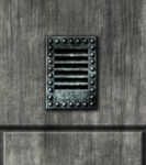 Grey Wall with Vent by Hoover1979