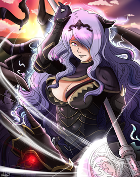 Princess of Nohr by LeahFoxDen