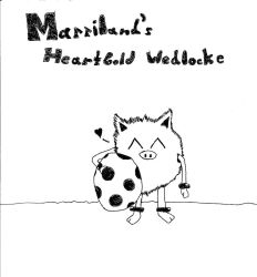 Marriland's HeartGold Wedlocke's Peach and Her Egg by Insako