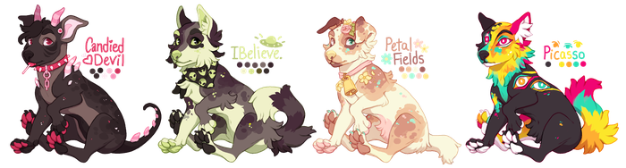 Doggy Adopts [ OPEN ] by Plumbeck