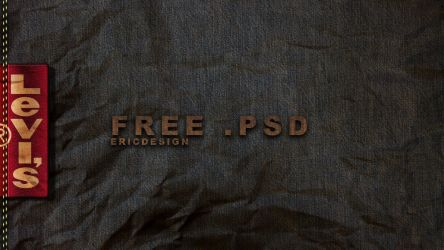 LEVIS STYLE FREE PSD by 3DEricDesign