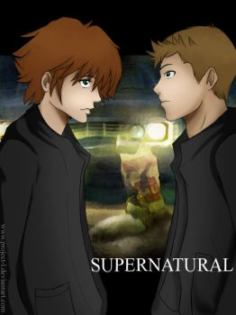 Supernatural by project-l