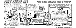The Daily Straxus Book 2 Part 8 by AndyTurnbull