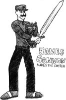 James Gannon Game Mix -Break Time Sketch by jamesgannon