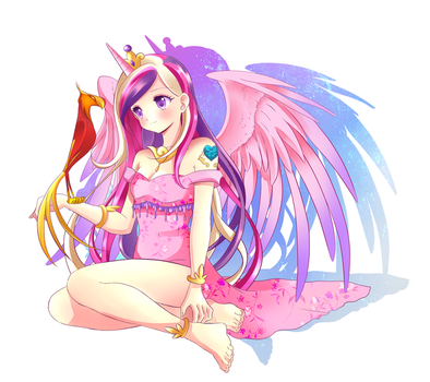 My Little Pony: Princess Cadance by Rurutia8