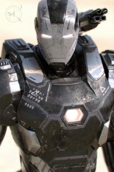 War Machine Mk. 3 - Close-Up by SgtHK
